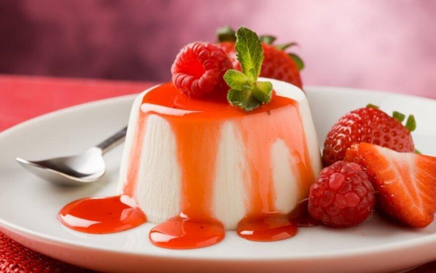 Gardžiausi Jūsų desertų receptai: tortai, keksiukai, pyragai