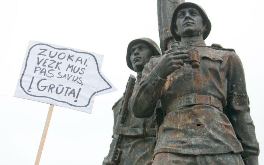 M. Baltrušaitytė. Žaliojo tilto <em>chebra</em> – paminklas nomenklatūrinei lietuviško elito prigimčiai