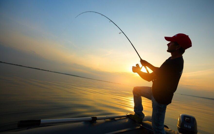 Pasaulio spiningai: kuo žvejoja tekančios saulės šalies žvejai?
