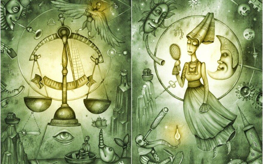 Astrologės Lolitos prognozė spalio 9 d.: jautri ir kontrastinga diena