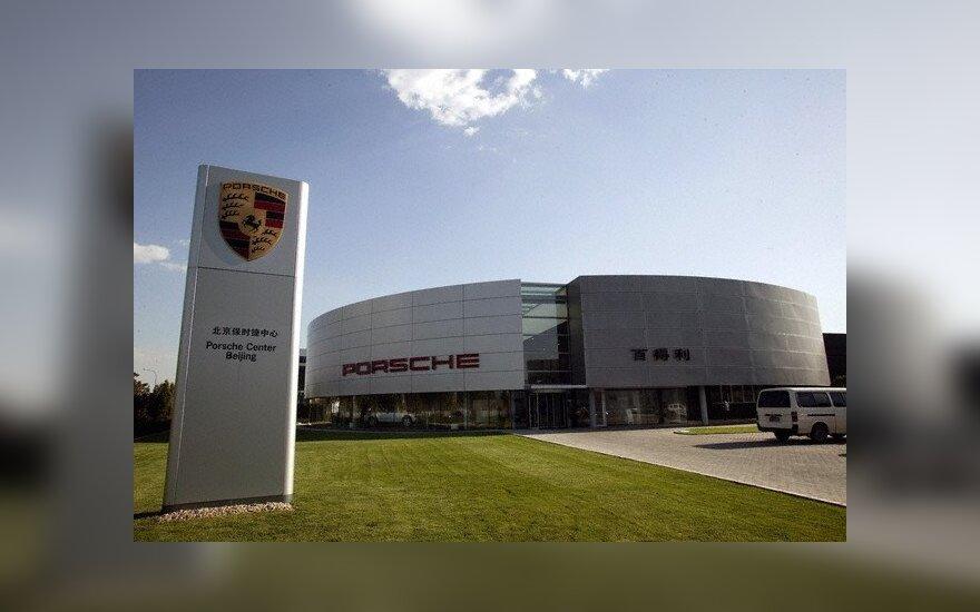 """""""Porsche Cajun"""" gali būti gaminamas Kinijoje"""