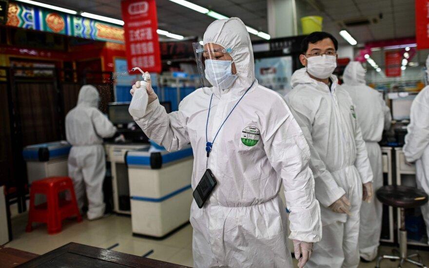 PSO įspėjo, kad naujasis koronavirusas gali niekada neišnykti