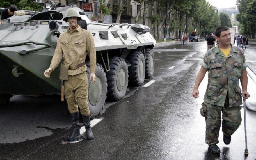 Gruzijos karys