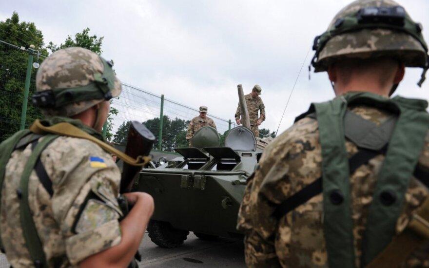 Estijos karinių oro pajėgų vadui gėda dėl estų