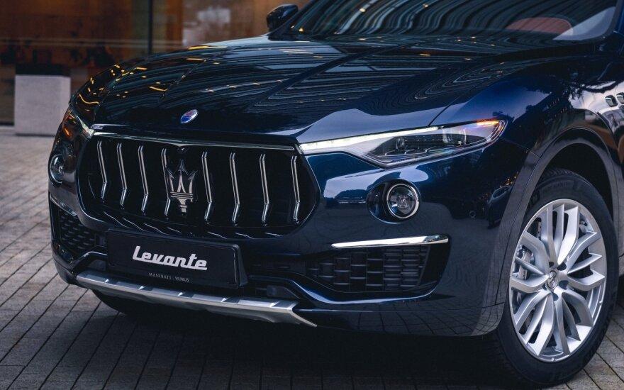 """""""Maserati Levante"""""""