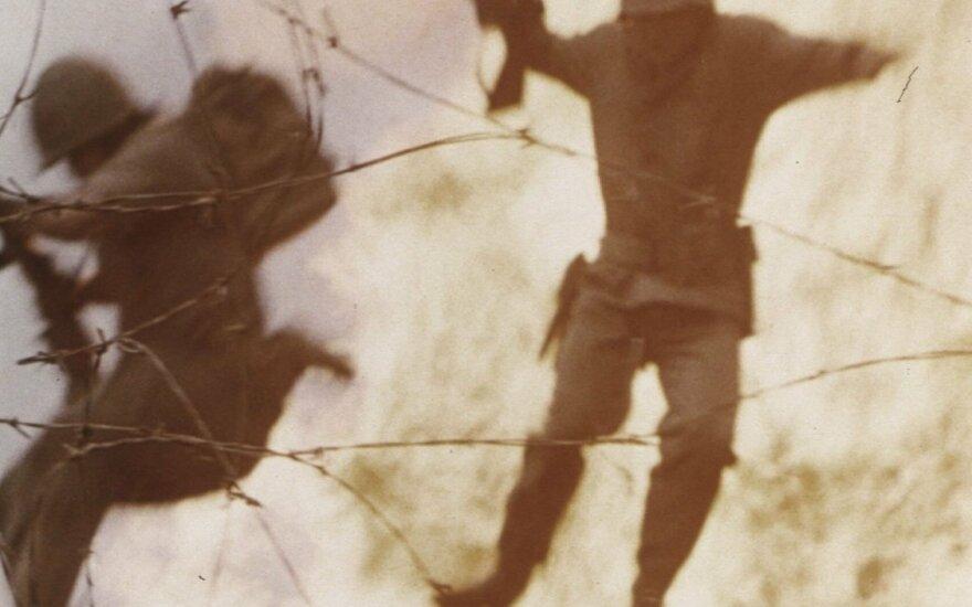 Prisijungę prie elitinės brolijos net neįsivaizdavo, kur pakliuvo: kai krisdavo bombos, tiesiog pasislėpti negalėjo