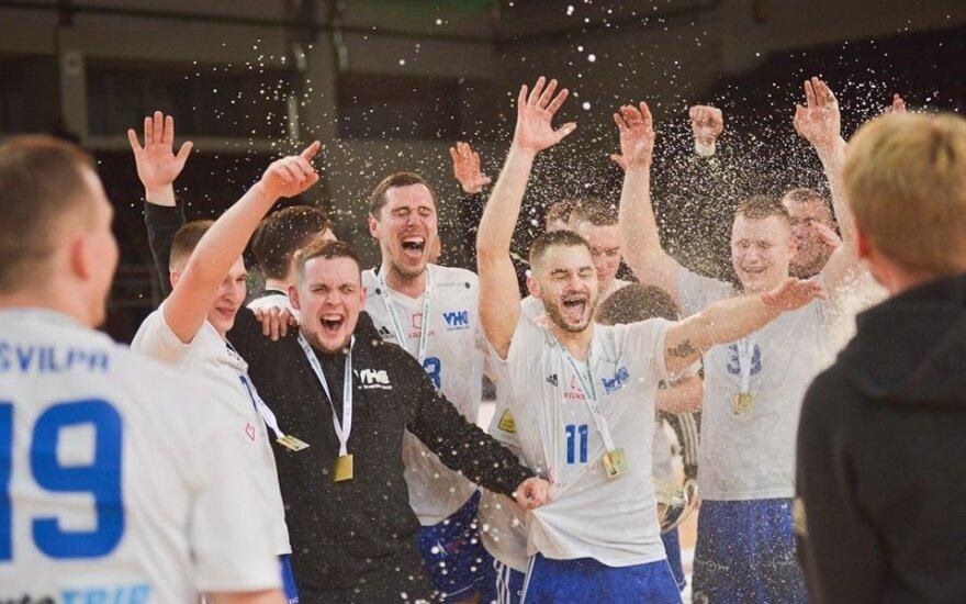 LRF taurės finale – Garliavos ir Vilniaus komandų triumfas