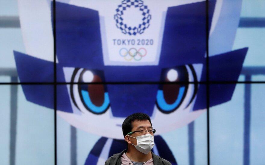 Kelionė į ateitį: Tokijas olimpiečiams paruošė neregėtas technologijas