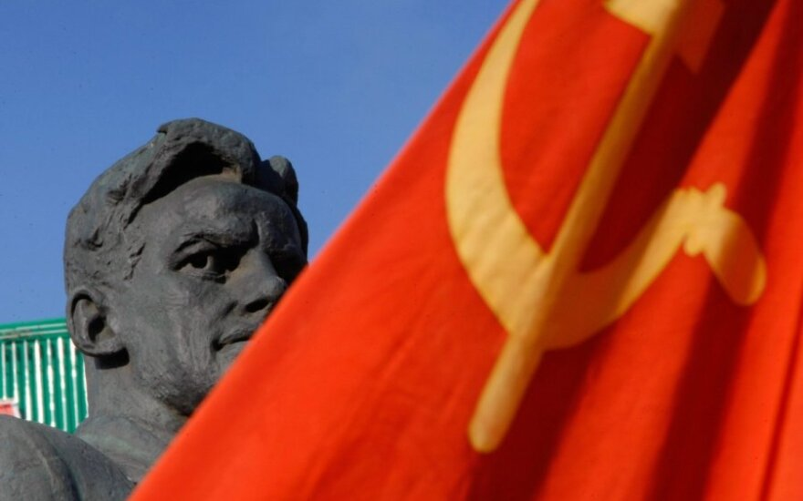 Swiss citizen detained in Vilnius for demonstration of Soviet symbols