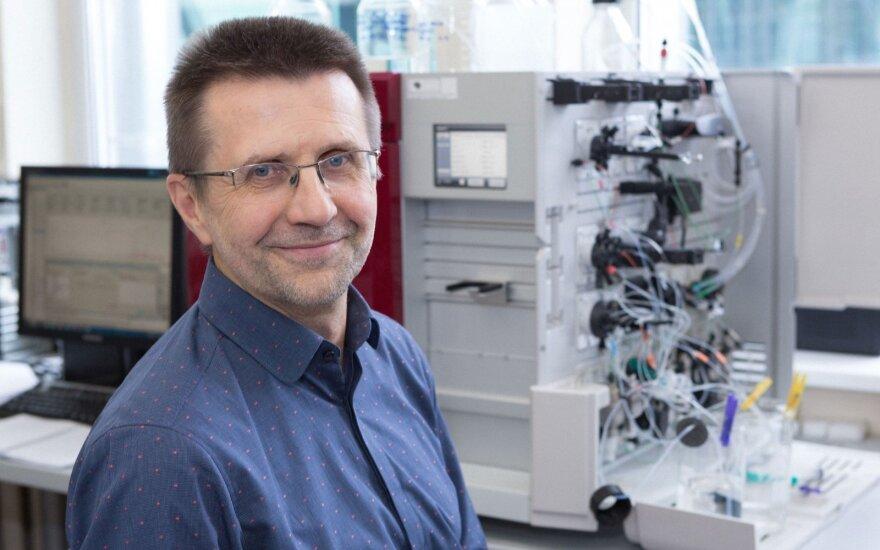 Lietuvis tapo elitinės pasaulio mokslininkų organizacijos nariu
