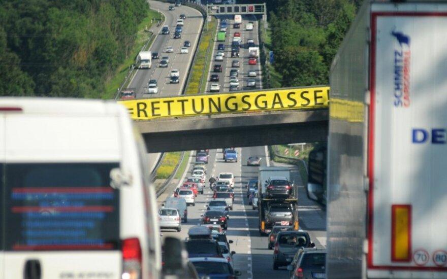 Vokietijos greitkelis