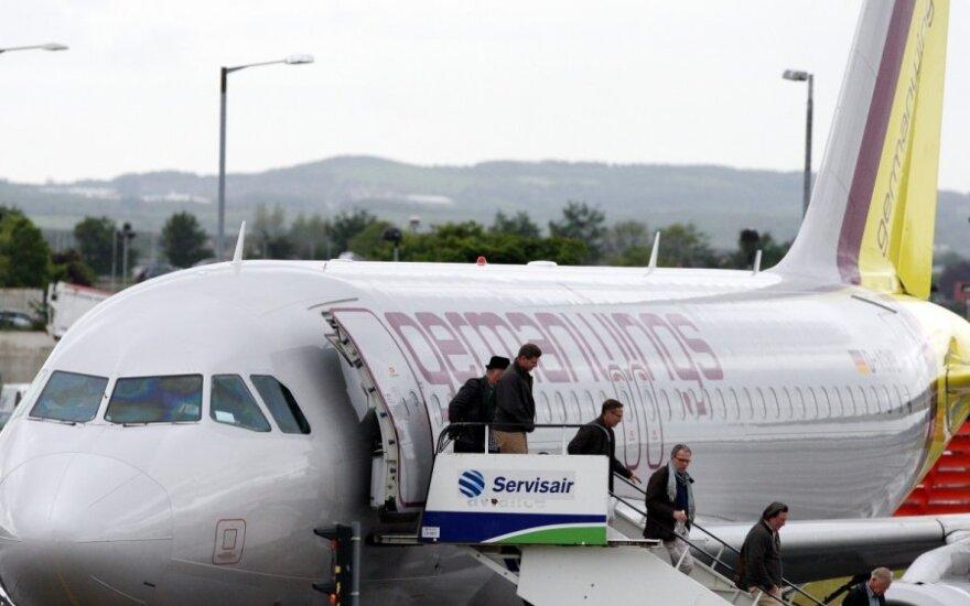 """Avialinijos """"Germanwings"""""""