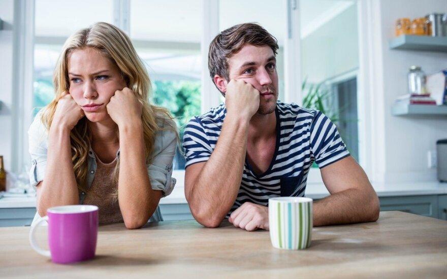 Ar pagyvenus atskirai santykiai gali pagerėti?
