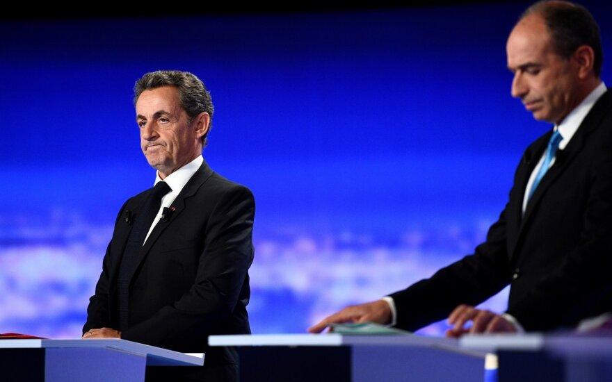 Sarkozy bus teisiamas dėl kaltinimų korupcija ir prekyba poveikiu