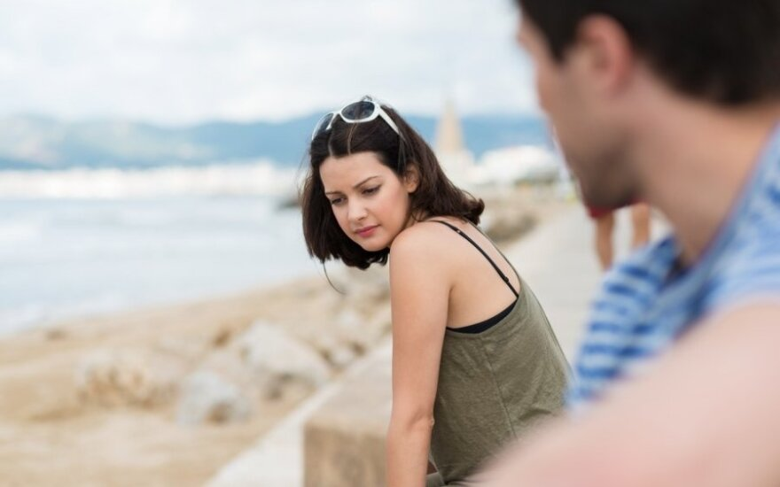 Kaip kurti santykius ir išsiskirti: pasistenkite likti draugais