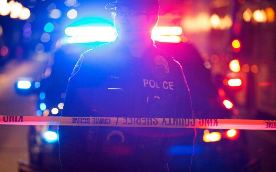 JAV Siatle per šaudynes žuvo mažiausiai vienas žmogus