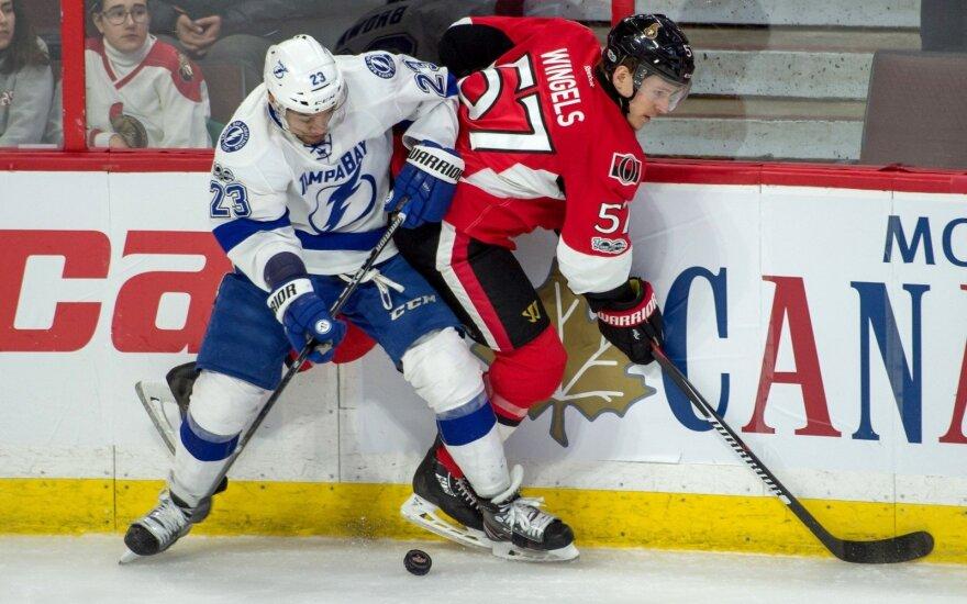 "NHL: ""Lightning"" – ""Senators"""