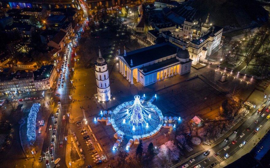 Vilniaus Kalėdų eglutė