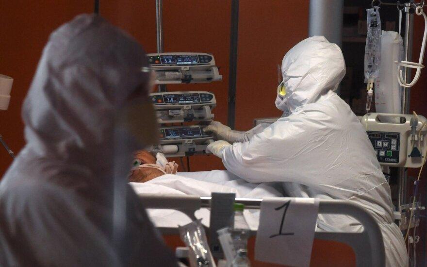 Coronavirus pandemic: 537 cases in Lithuania