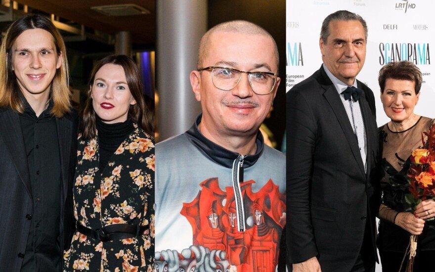 Saulius Baradinskas, Beata Tiškevič, Aleksandras Pogrebnojus, Algirdas Kaušpėdas