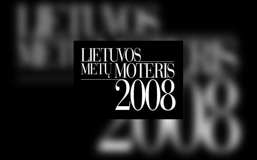 Lietuvos metų moteris 2008