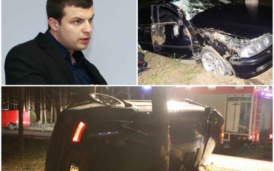 Po kraupios avarijos – neatsakyti klausimai: kodėl verčiama kaltė žuvusiam keleiviui