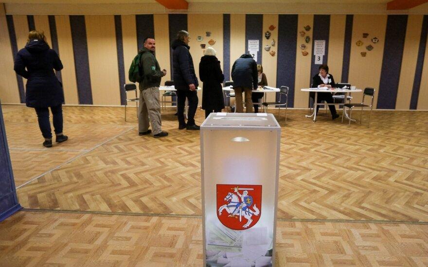 Teismo sprendimas: nėra pagrindo naikinti rinkimų rezultatų Švenčionyse