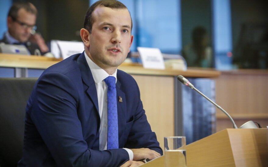 EU commissioner Sinkevicius says lifestyle changes will be required