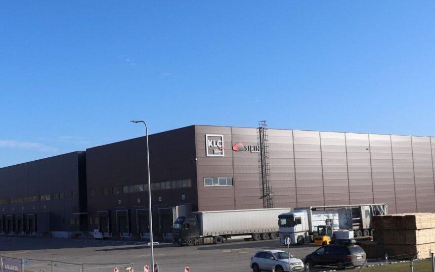 Kauno rajone kyla didžiulis logistikos centras