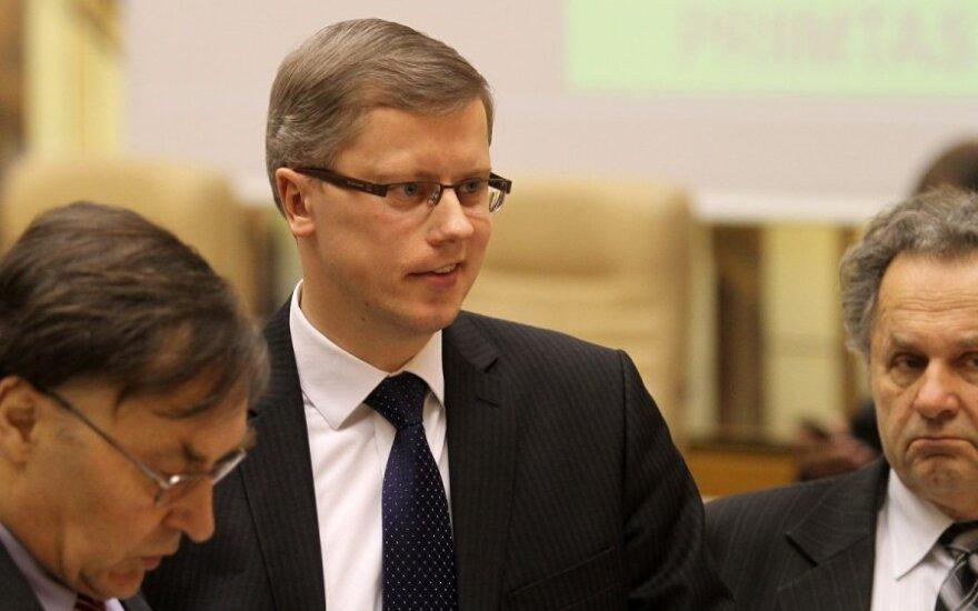 Mayor of Kaunas Andrius Kupčinskas