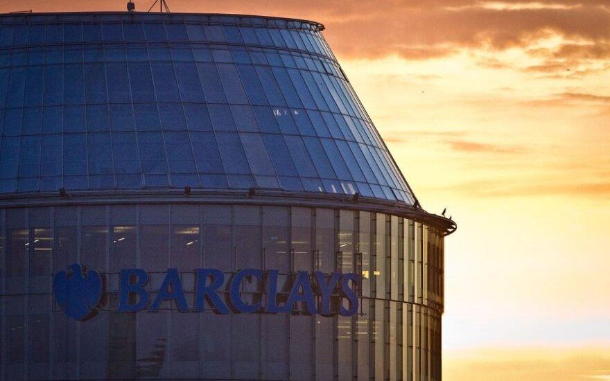"""""""Barclays"""" darbo vietas Didžiojoje Britanijoje pasiglemžė Lietuva?"""