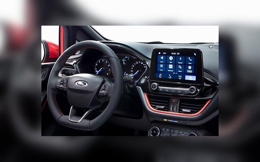 """Ford Saugus """"Ford"""" priedas senesnius automobilius pavers išmaniais ..."""