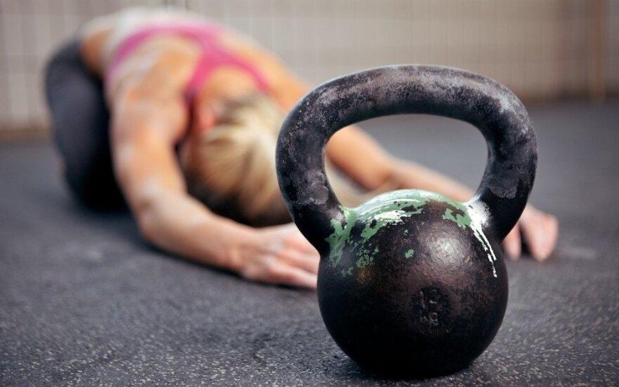 Specialistų patarimai: kaip treniruojantis sau nepakenkti