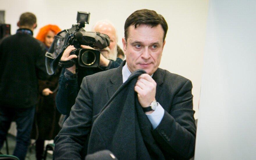 Konstitucinis Teismas nagrinės D. Bradausko atleidimo aplinkybes