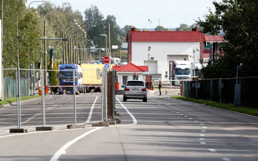 Belarus detains Lithuania's vehicle with diplomatic mail