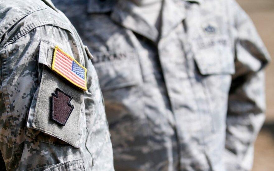 Ko mainais į karinę paramą iš Lietuvos tikisi JAV?