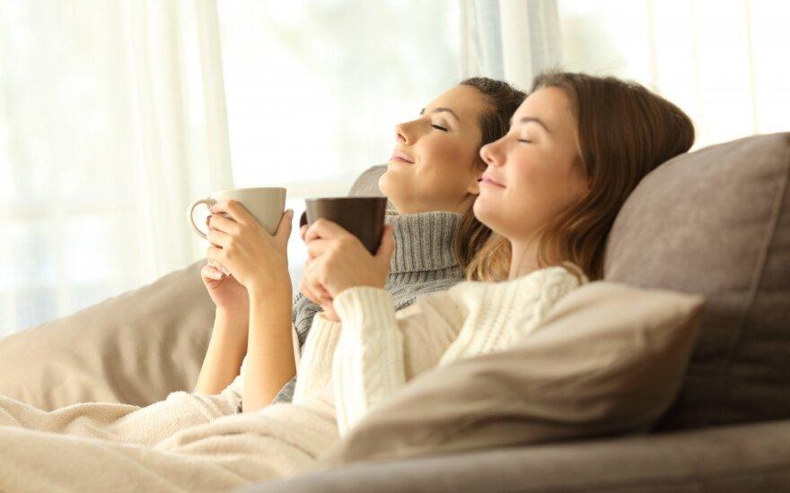 Idealūs namai pagal fengšui: 5 esminės taisyklės