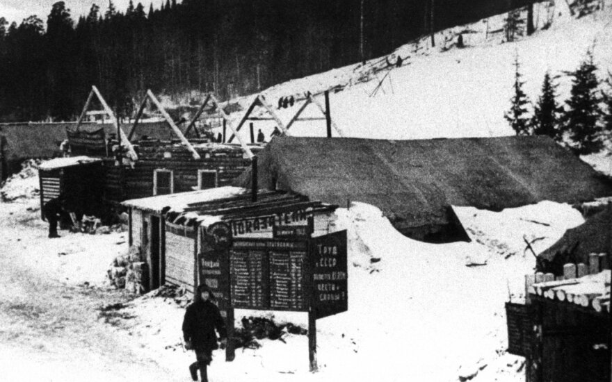Gulagas, Sibiras