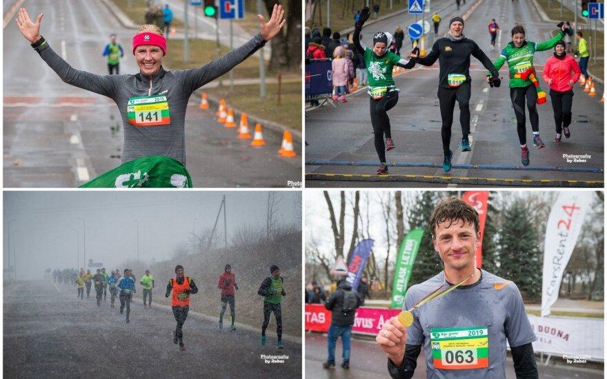 LBT III etapas - bėgimas Jonavoje / FOTO: Rokas Lukoševičius