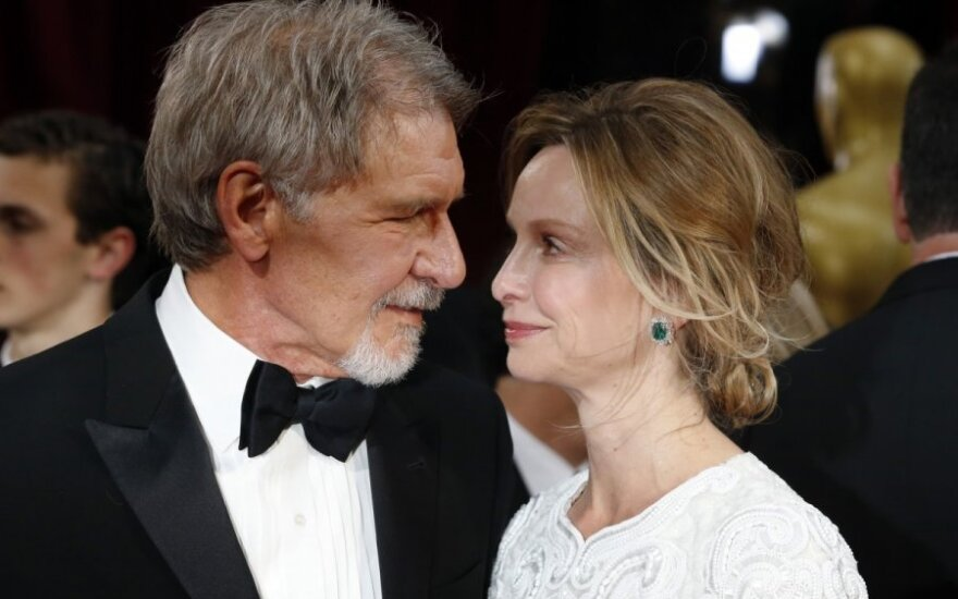 Harrisonas Fordas ir Calista Flockhart