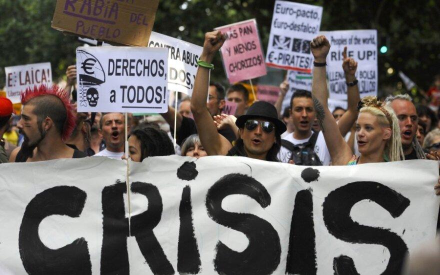 Protestas Ispanijoje
