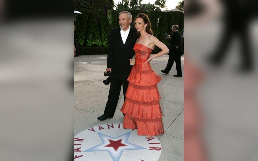 Dennis Hopper su žmona Victoria