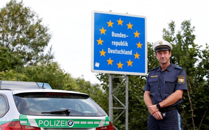 Ekspertas apie situaciją Vokietijoje: turėtų kaukti visos pavojaus sirenos
