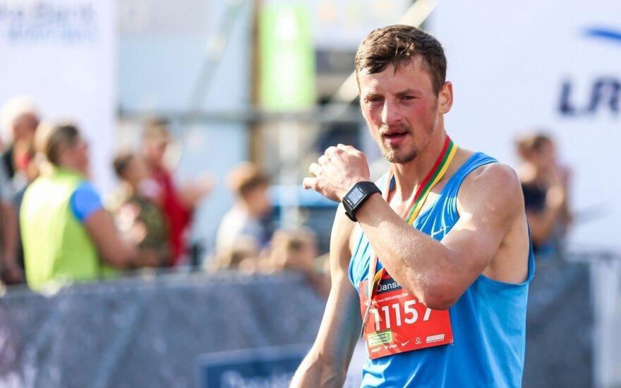 Vilniaus maratono pusmaratonio distancijoje greičiausi buvo Dopolskas ir ukrainietė