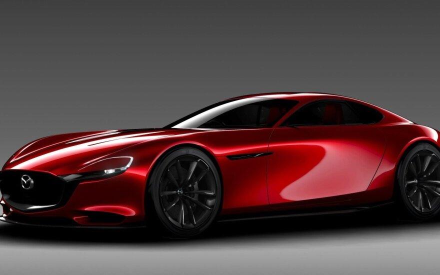 """Koncepcinis """"Mazda RX-Vision"""""""