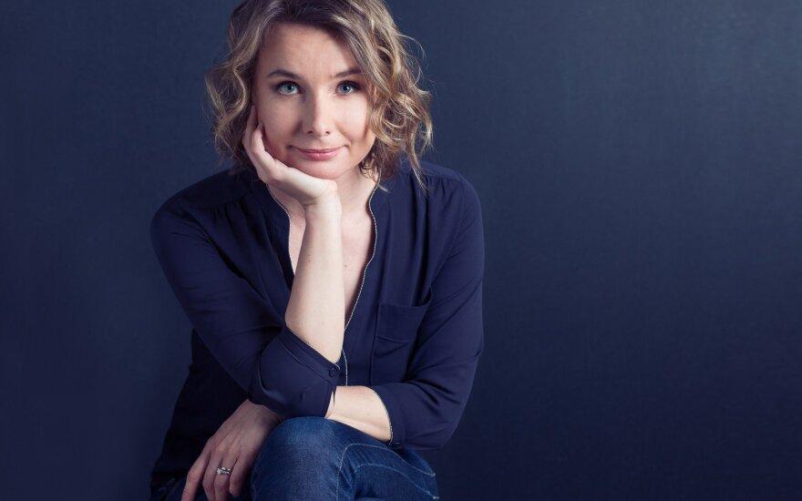 Rašytoja A. Cicėnaitė: gera grįžti į Lietuvą, bet esu laiminga Australijoje