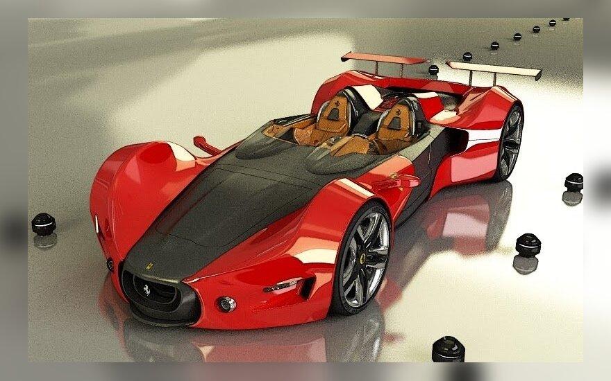 Ferrari Celeritas koncepcija