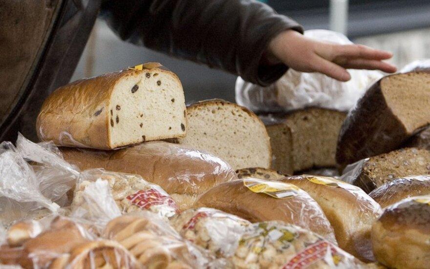 Rekordinis derlius žada brangesnę duoną