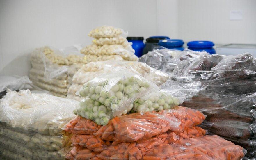 Maistą skurstantiesiems pirkusi agentūra turės grąžinti dar 19 tūkst. eurų