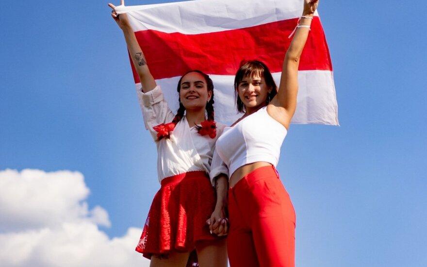 Protestų Baltarusija